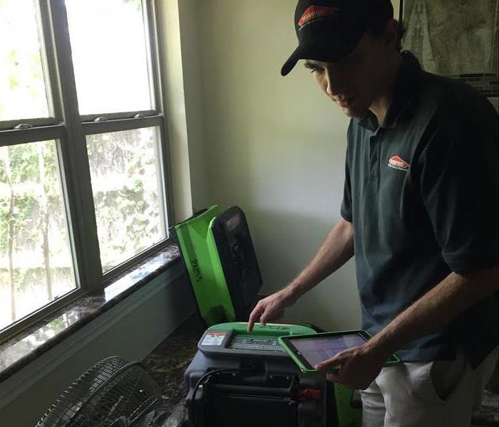 Our Fort Worth SERVPRO team provides 24-Hour Emergency Service for Water, Fire and Storm Damage