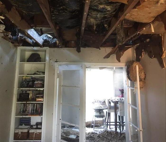 Fire Damage Going The Extra Mile For Fire Damage Restoration In Your Keller Residence