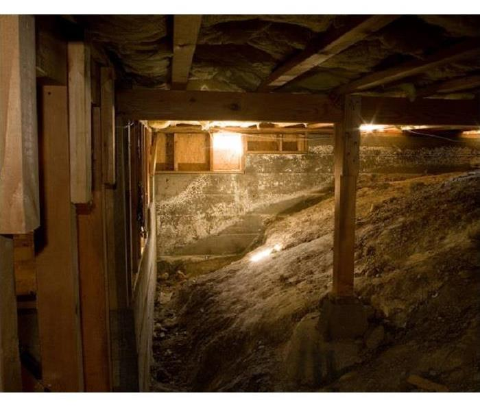 Why SERVPRO How Crawlspace Encapsulation Protects Your Ft. Worth Property From Mold