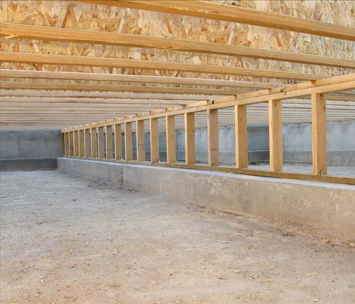 Mold Remediation Crawlspace Waterproofing For Your Ft Worth Home Can Prevent Water and Mold Damages