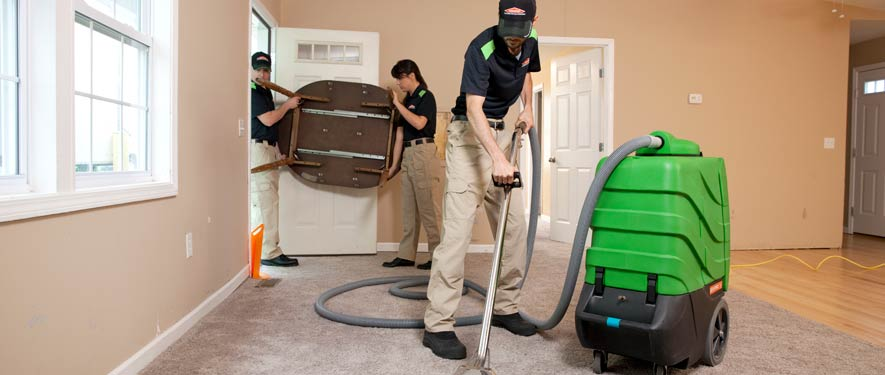 Fort Worth, TX residential restoration cleaning